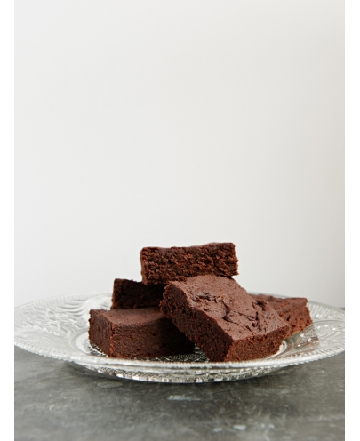 Sweet Potato & Maple Syrup Brownies