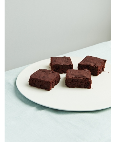 Beetroot & Date Syrup Brownies