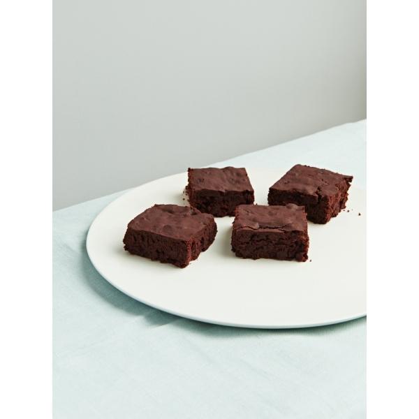 Beetroot & Date Syrup Brownies