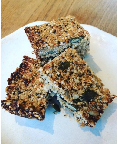 Omega Packed Breakfast Bars
