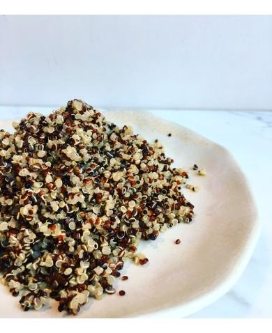 Light & Fluffy Quinoa Every Time!