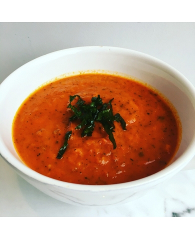 Immune Boosting & Anti-Ageing Tomato Soup