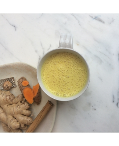 Turmeric Latte – my 'go to' Winter Warmer