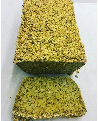 Turmeric & Seed Loaf
